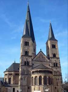 Bonner Münster / Bonn Minster