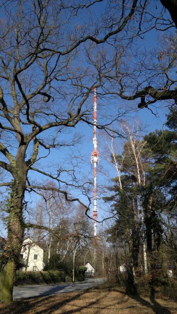 Venusberg Radio Tower