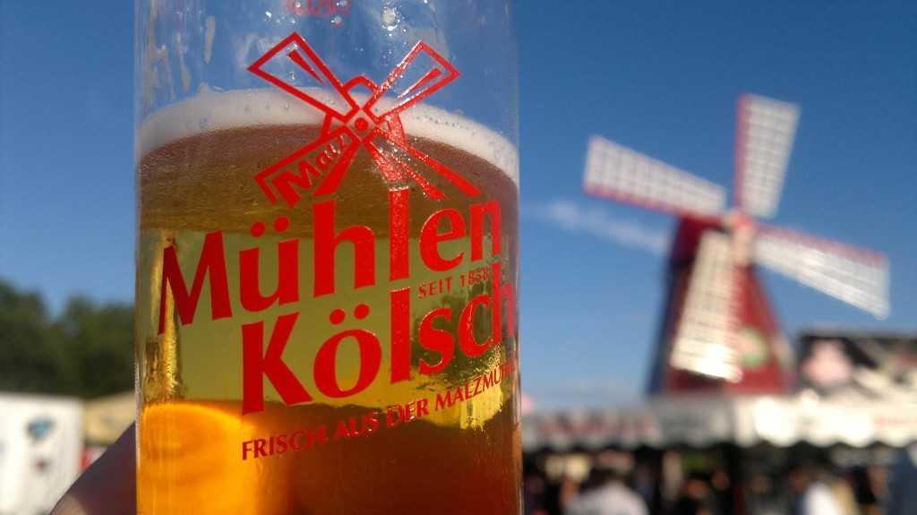 Rheinaue Beer Festival - Koelsch