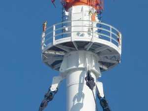 Transmission tower Bonn