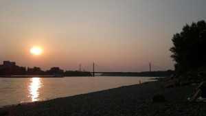 Vilicher Bach beach
