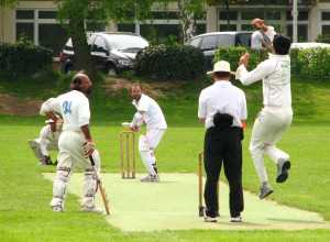 Cricket in Bonn